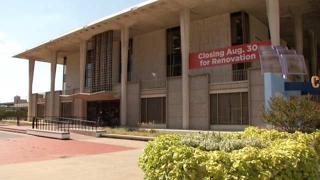 Temporary 'Librarium' To Open During Central Library Renovation
