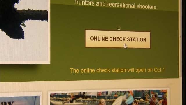 Oklahoma Deer Hunt Check Stations Go Online
