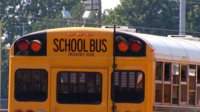 Tulsa School Bus Driver Suspended For Reportedly Shoving Principal