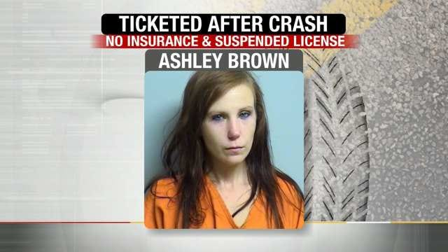Tulsa Woman Hit By Driver With History Of No Insurance
