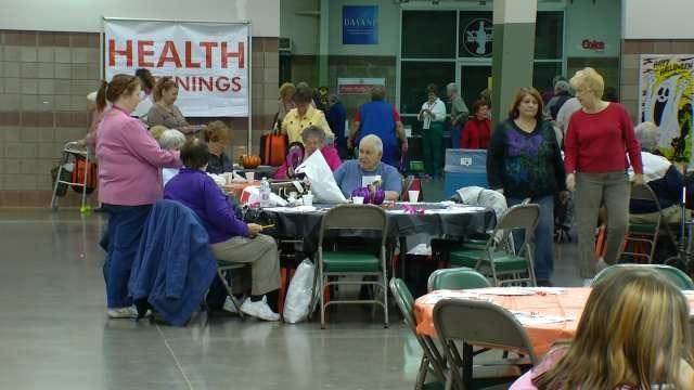 Hundreds Of Seniors Attend 26th Annual Rogers County Senior Fair