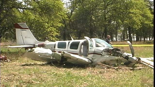 Three Hurt When Small Plane Crashes In Nowata County