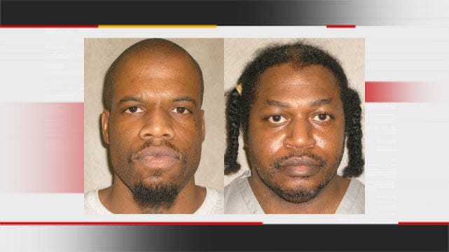 Oklahoma Men Scheduled For State's First Double Execution In Almost 80 Years