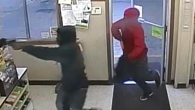 Coffeyville Police Search For Two Armed Robbers