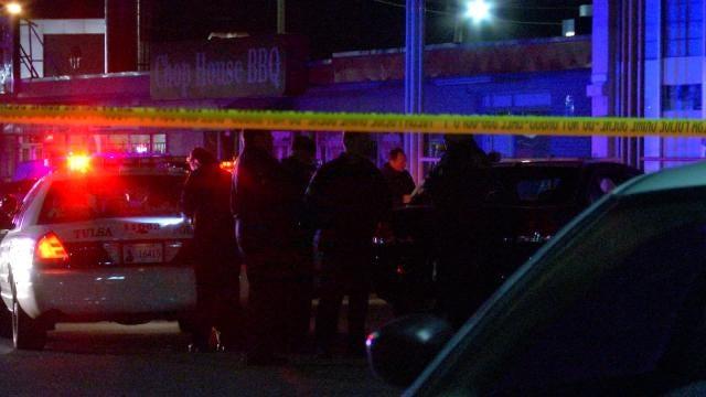 Men Shot Outside Midtown Tulsa Nightclub