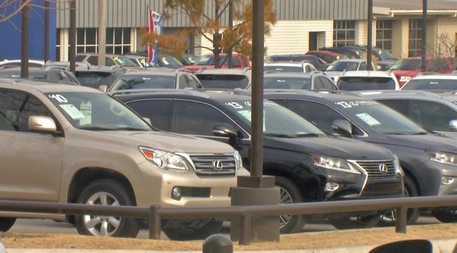 Tulsa Car Thieves, Vehicles Still Missing After Overnight Theft