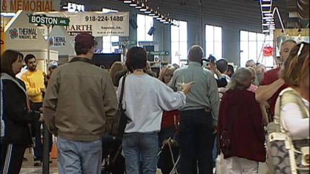 Support Food For Kids At Tulsa Home And Garden Show