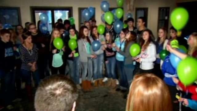 Community Unites To Remember Skiatook Murder Victims