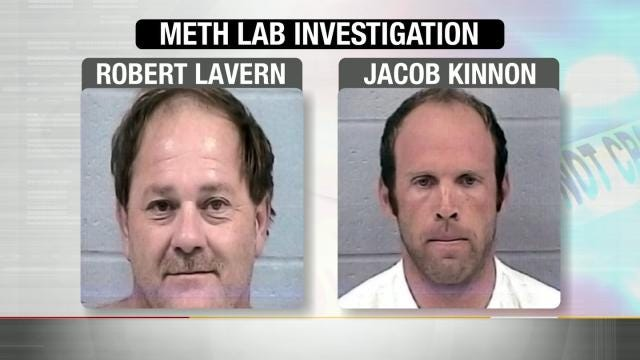 Rogers County Man And EMT In Jail After Meth Bust