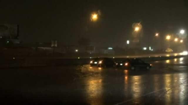 Widespread Rain, Flooding Greet Green Country Monday