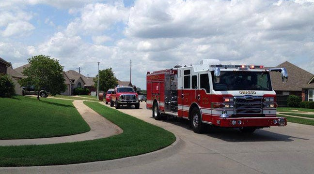 Bomb Squad Detonates Another Device Found At Owasso Home