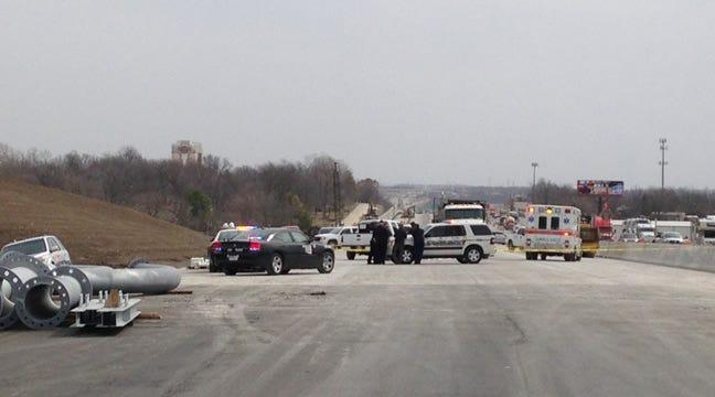 Edmond Woman Working Construction Killed On Interstate 44