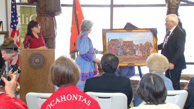 Cherokee Nation Celebrates 175th Anniversary Of Trail Of Tears