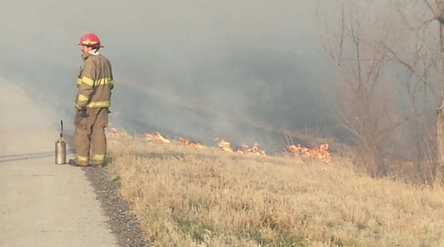 Crews Continue To Monitor Osage County Grass Fire