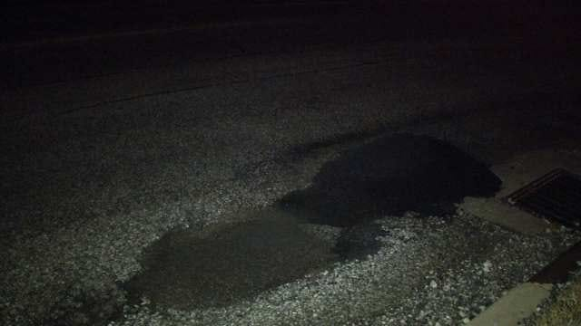 Watch: Driver Loses Two Hubcaps To Vicious Tulsa Pothole