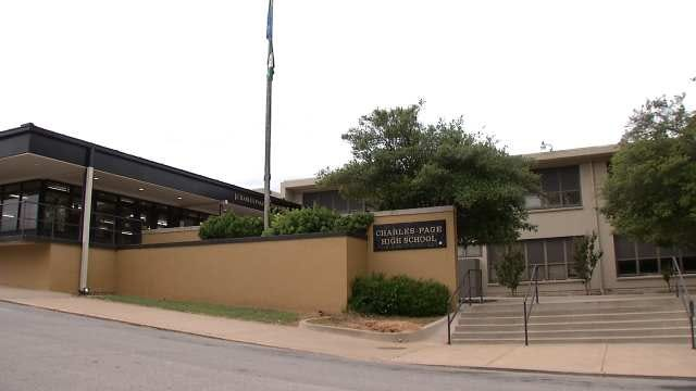Sand Springs Police Investigate Sexual Assault Claims At High School