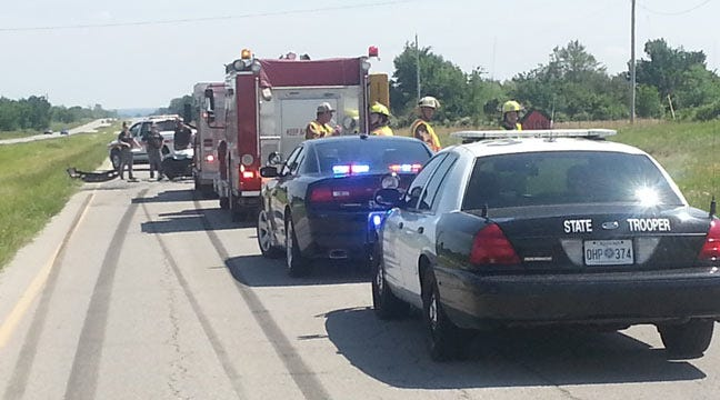 Driver Killed In High Speed Wreck On Route 66 Near Foyil