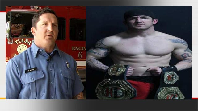 Violent Suspect Training Increasing For Tulsa Firefighters