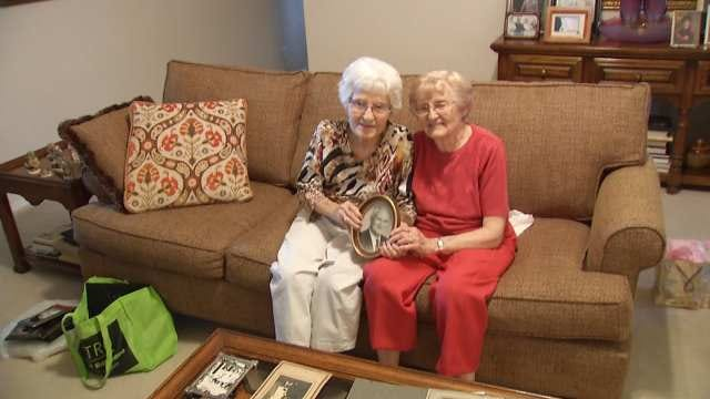 Half-Sisters, 94 And 85, Meet For First Time