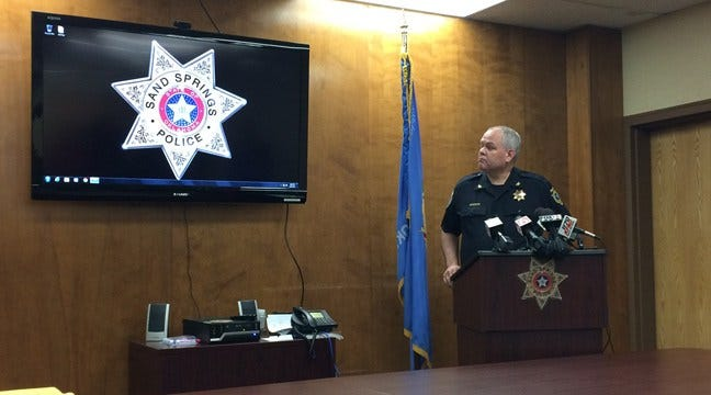 Sand Springs Police: Fatal Shooting An Unavoidable Tragedy