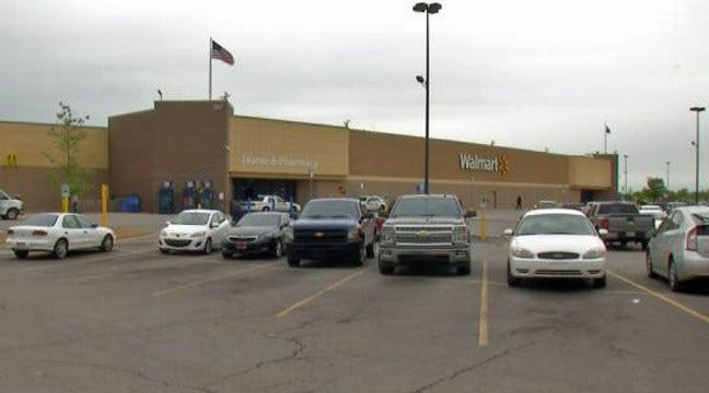 Customers Turned Away From Tulsa Walmart Closed For Plumbing Problems