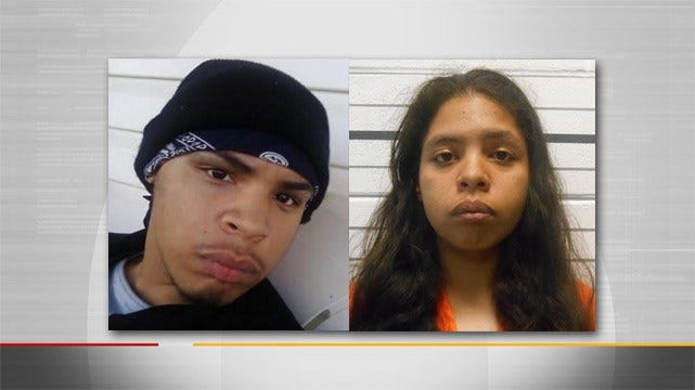 Manhunt Ends, Two Arrested In Creek County Stabbing Death