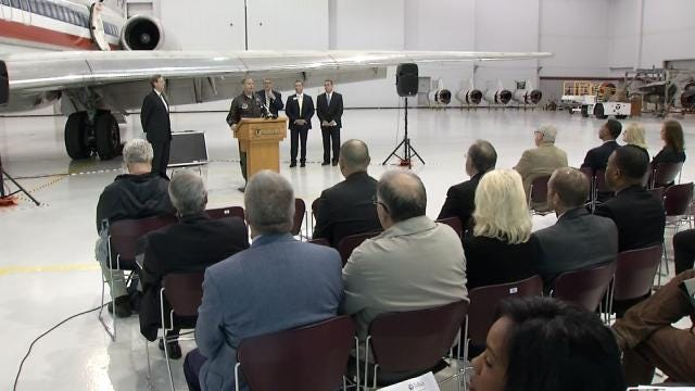 TPS, Tulsa Tech Form Aviation Education Partnership