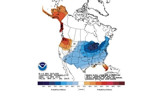 Dick Faurot's Weather Blog: Active Pattern Next Few Days