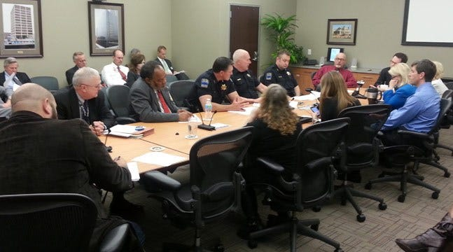 No Plans To Change TPD Reserve Officer Program