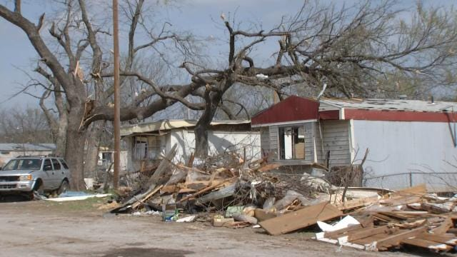 Owners Say Tornado Closes Riverside Mobile Home Park For Good