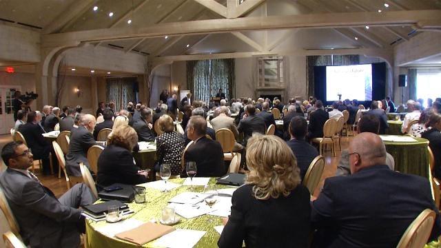 Chamber Announces Economic Plan To Brighten 'Tulsa's Future'