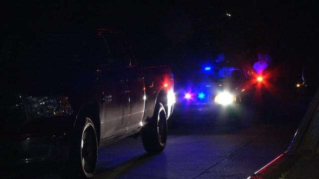 Pickup Driver Arrested After Short Tulsa Chase
