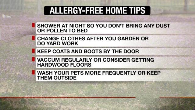 Allergies Giving Oklahomans Fits This Spring