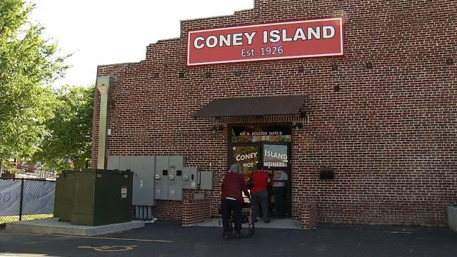Downtown Tulsa Tradition: Coney Island Finds New Home