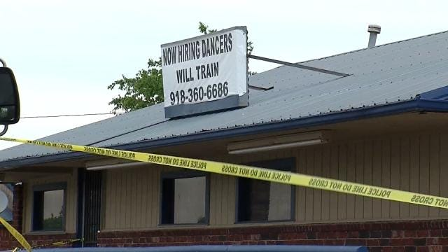 Sheriff IDs Victims In Muskogee Shooting Near Strip Club