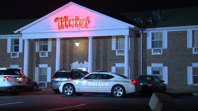 Thieves Steal Man's Pants, Car At Tulsa Motel