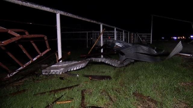 National Weather Service Confirms Tornado In Ottawa County