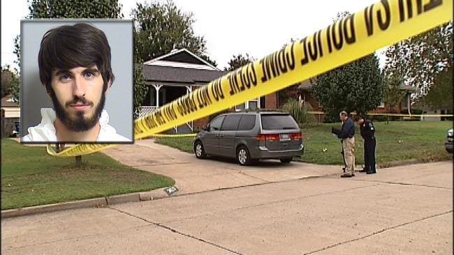 Family Says Mental Illness Caused Tulsa Son To Stab Mother To Death