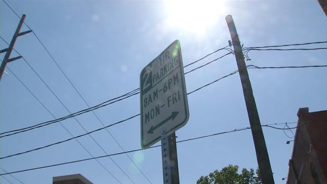 Parking Meters Could Be Coming To Brady District