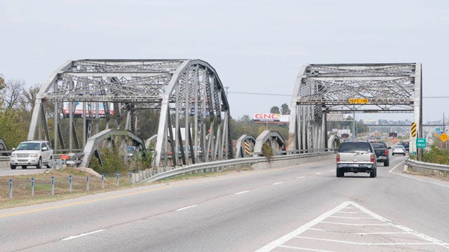 Bird Creek Bridges On Highway 169 To Be Replaced
