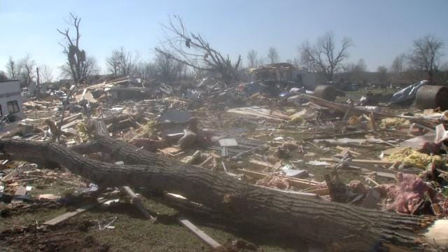 FEMA Denies Governor Fallin's Disaster Declaration Request
