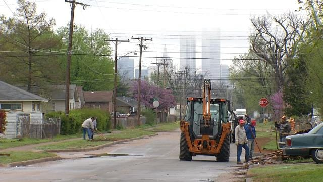 Tulsa Residents Hit By Tornado Hope For More City Help
