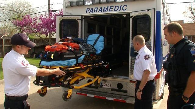 Nine Tulsa Police Officers To Graduate EMT Program