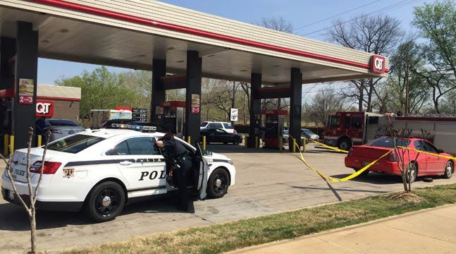 Police: South Tulsa Standoff Ends, Suspect Surrenders