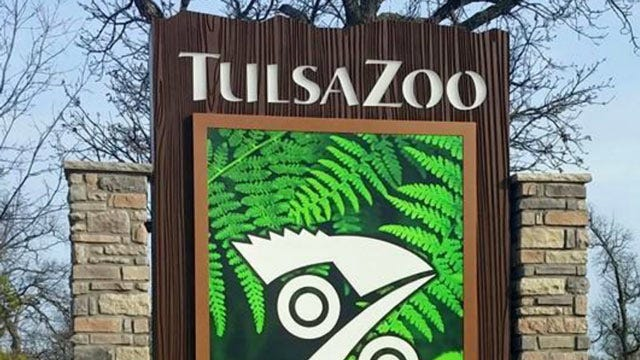 Tulsa Zoo Reports Record Number Of Visitors In March