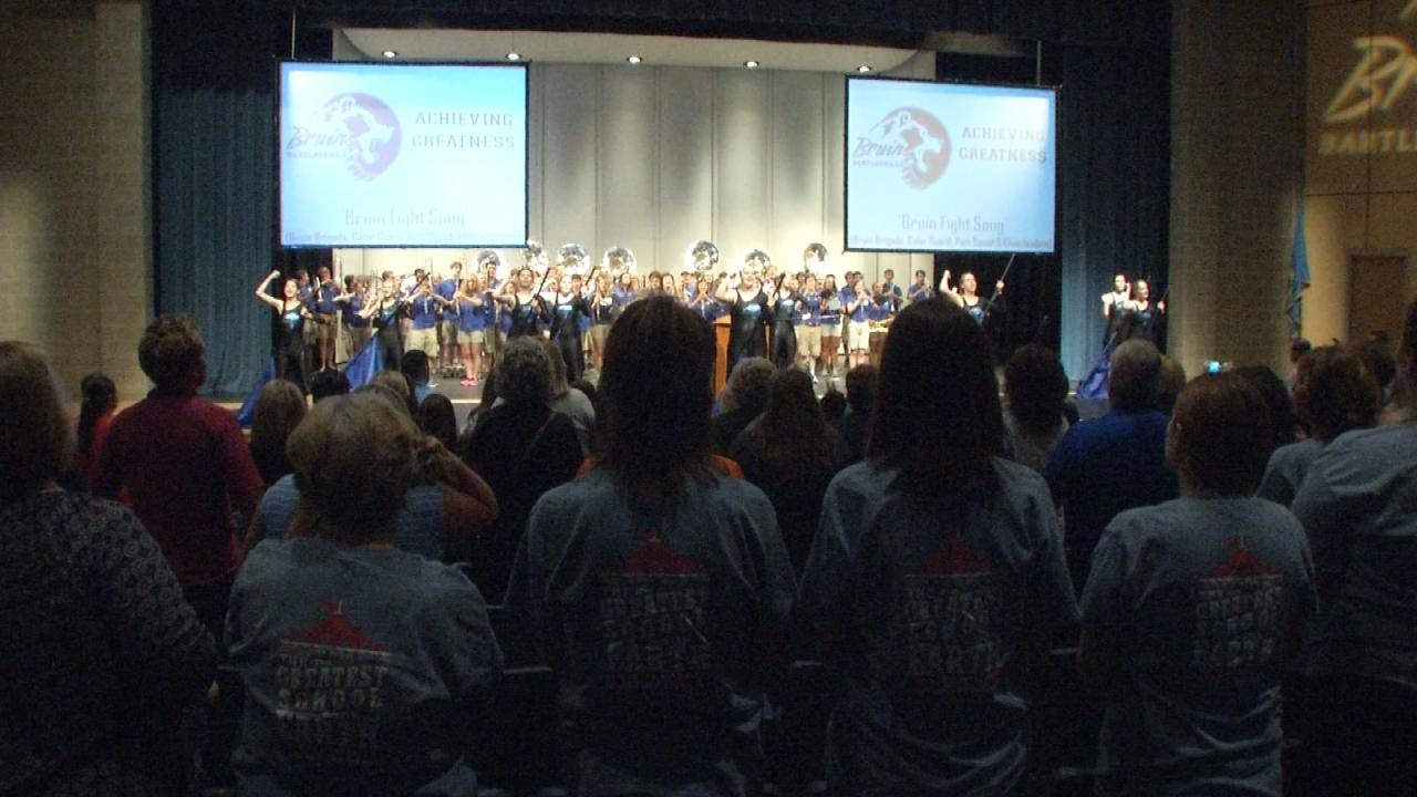Bartlesville Teachers Prepare For New Year, New Changes