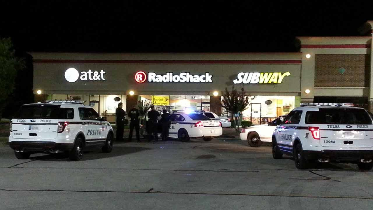 Man Arrested In Kansas Suspect In Tulsa AT&T Store Robbery