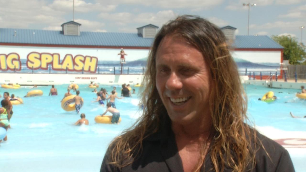 New Big Splash Owner Has Big Plans For Water Park