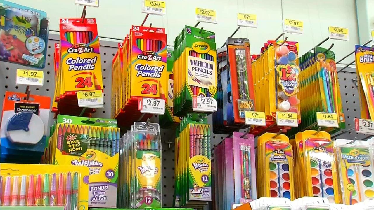 Parents Can Save Big Going 'Generic' On Back-To-School Lists