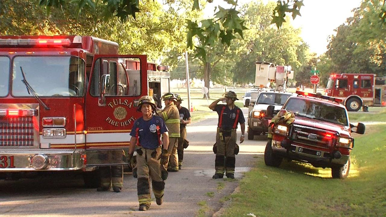Tulsa Fire Department Doing Their Part To Raise Autism Awareness